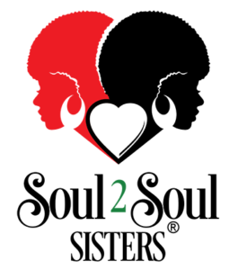 Soul 2 Soul Sisters logo with registered trademark