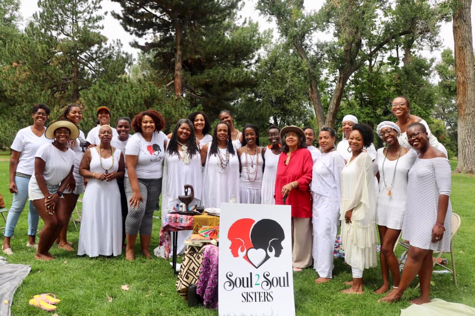 Soul 2 Soul Sisters - A Self-Love Saturday for Black Womxn Gathering